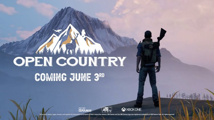Open Country Will Be Coming to Xbox One on June 3