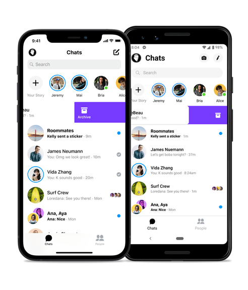 Messenger and Instagram Roll Out Star Wars and Selena: The Series Chat Theme, Visual Replies, and More