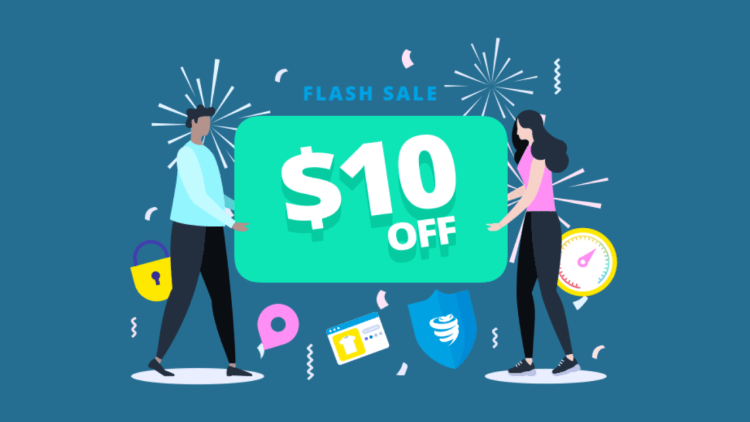 Prime Day Sale – Save an additional $10 on VyprVPN and get up to 12 months of free