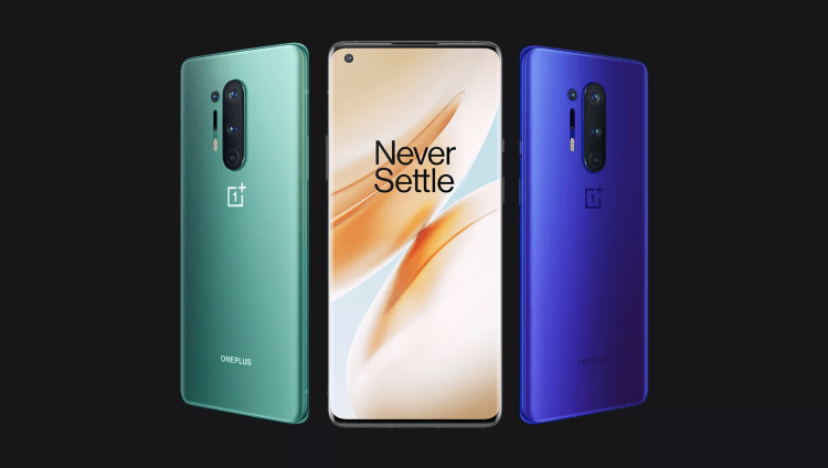 Save £50 on the OnePlus 8 Pro 12+256GB model