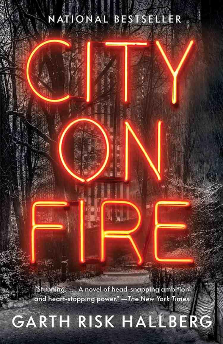 "Apple TV+ orders drama series ""City on Fire"" by Garth Risk Hallberg"