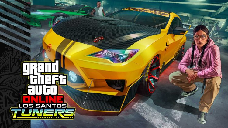GTA Online: Los Santos Tuners coming July 20