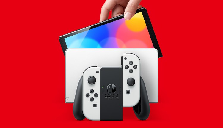 Nintendo unveiled Nintendo Switch OLED Model with a 7-inch OLED screen
