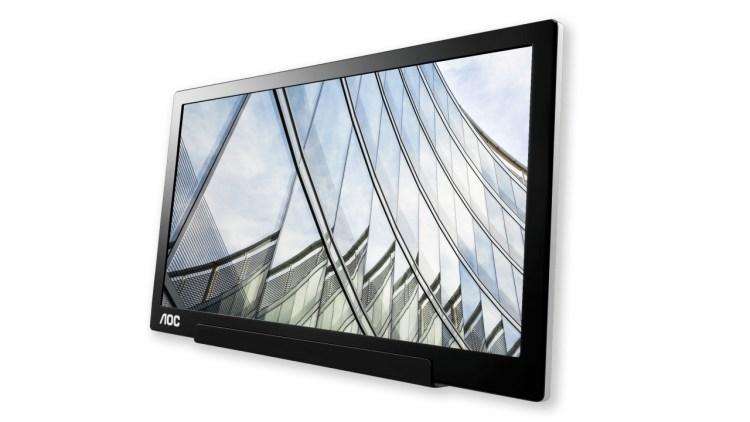 Save $70 on AOC IPS Full HD USB-C Portable Monitor (I1601C)