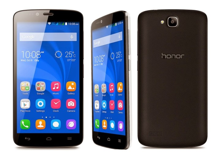 Huawei Honor Holly Image
