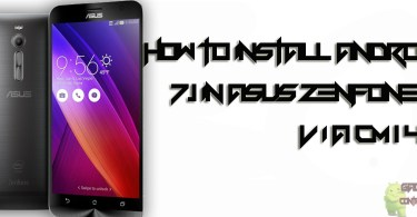 Download and Install Android Nougat 7 0/7 1 on Oppo A57