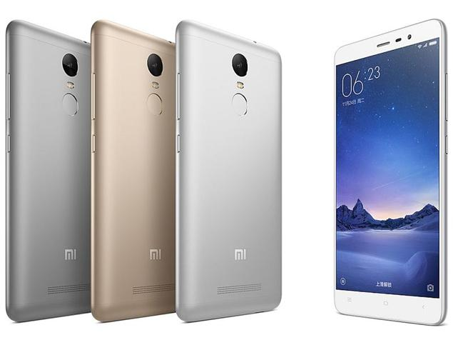 MIUI 8.2 Global Stable ROM for Xiaomi Redmi Note 3