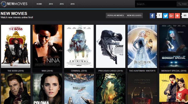 top free movie sites 2017