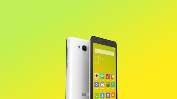 MIUI 8.2.1 Global Stable ROM on Redmi 2 Prime