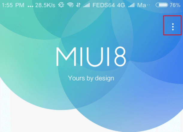 MIUI 8.5.2.0 Global Stable ROM for Redmi Note 3