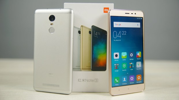 MIUI 8.2.1.0 Global Stable ROM for Redmi Note 3 Snapdragon