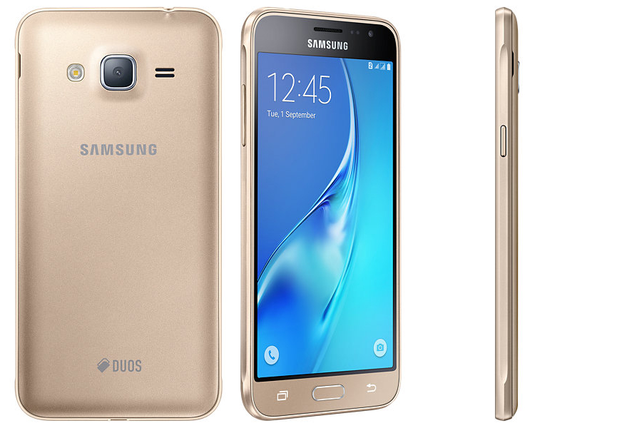 Android Nougat 7.1 on Samsung Galaxy J3