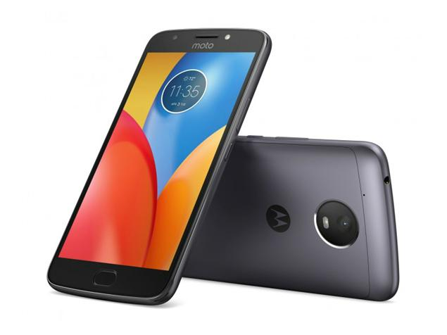 Install TWRP Recovery and Root Moto E4 Plus