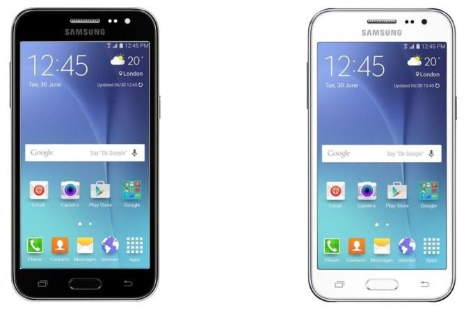 Android 8.0 Oreo on Samsung Galaxy J2