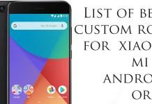 List of Custom ROM based on Android Oreo 8 0 for Samsung Galaxy J7