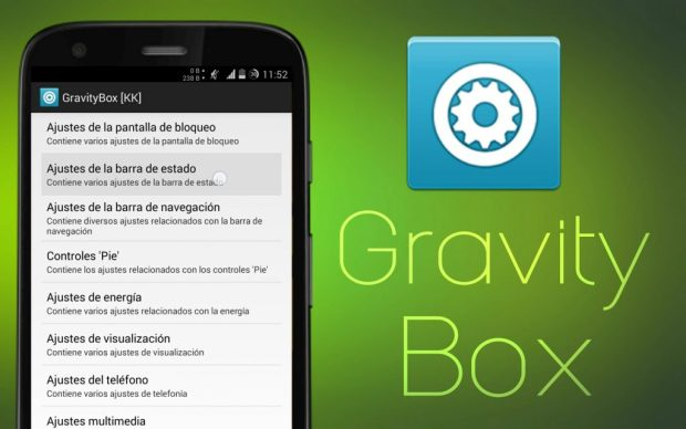 Download GravityBox 8.0 for Android Oreo