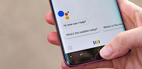 Google Assistant anak