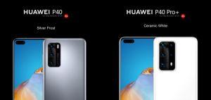 Huawei P40 Pro+ dan P40