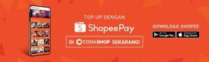 Shopee Codashop