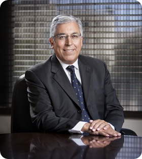 Presidente de TRicom Carlos Escobar