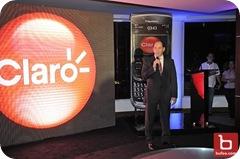 Omar Acosta, Director de Mercadeo y Publicidad Claro_Codetel Cortesía de Bufeo.com
