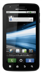 Motorola ATRIX 03 - CES2011