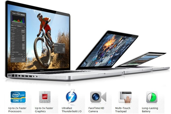 new mac book pro