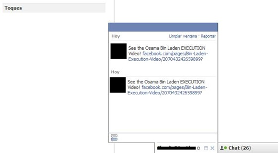 See Osama Bin Laden on Facebook