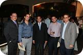 Miguel Angel Cid, Edgar Gonzalez, Juan Luis Lozada, Saul Coronado y Osvaldo Mota