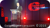 Robert Carrady - Presidente Grupo Caribbean Cinemas