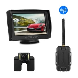 Auto Vox Rear Backup Camera Wireless Best Car Gift