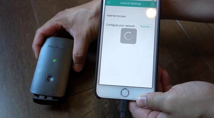 Rav Power File Hub Plus Battery Pack Internet Gadget Best Gifts