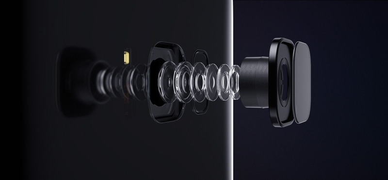 Galaxy S8 Camera Exploded View