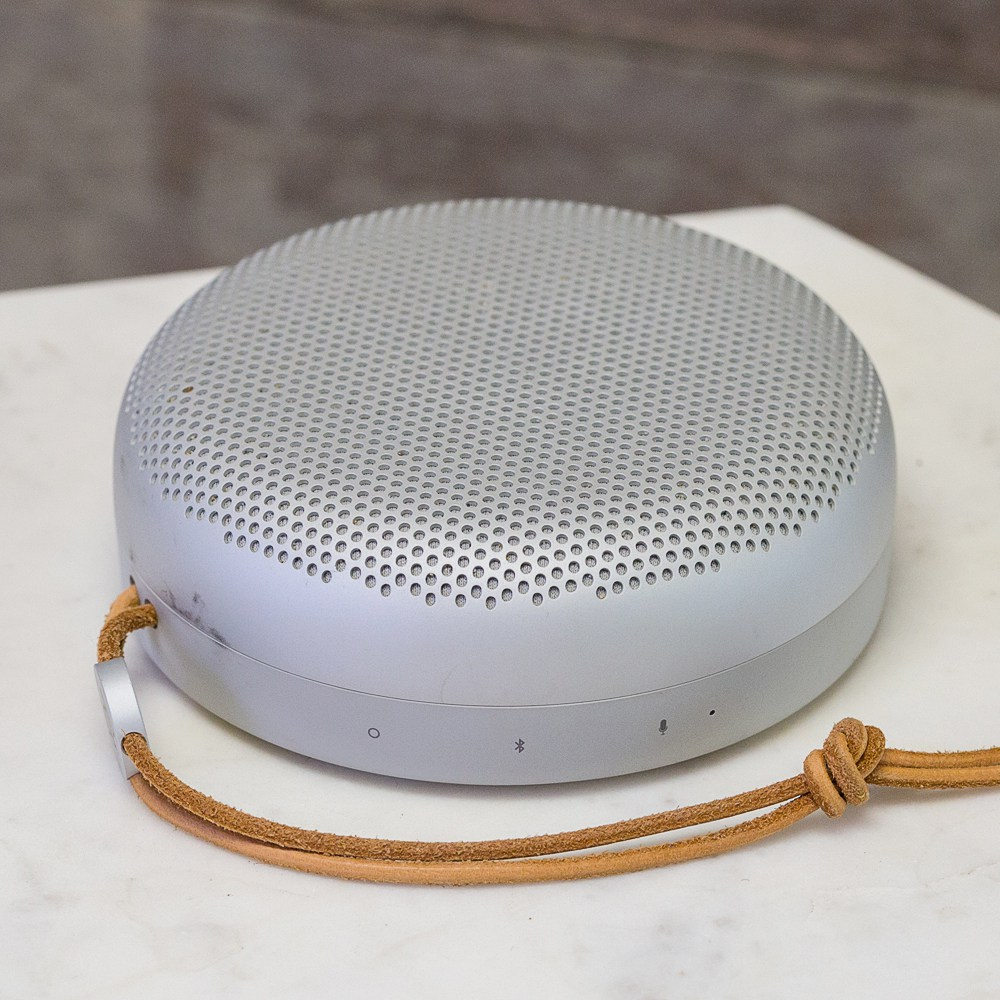 bang olufsen beoplay a1 best speaker gift