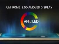 Lebih Detail tentang Umi Rome: Smartphone Hi-end Harga Low End Rilis Desember z