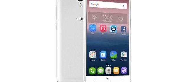 TCL Pride T500L: Smartphone dengan Pemindai Iris Retina Seharga 2 Juta dsf