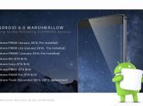 Daftar Smartphone Elephone yang mendapat Android 6.0 Marshmallow a