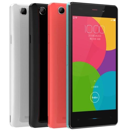 Harga dan Spesifikasi iNew U3: Smartphone 4.5 inci 4G ee