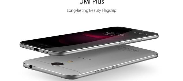 UMi Plus: Phablet RAM 4GB, Kamera Samsung 13MP, Harga Cuma 2,5 Juta b