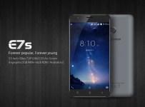 Blackview E7S dengan RAM 2GB dan Maksimal 3G Dirilis 4