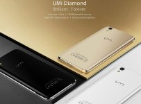 UMi Diamond dirilis: Smartphone 5 inci RAM 3GB Harga Murah 3