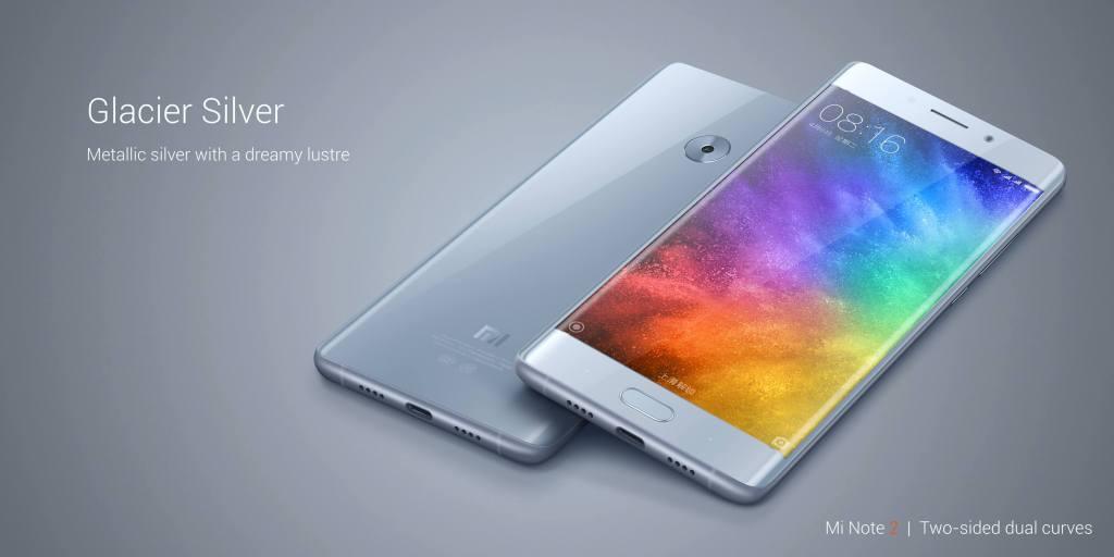 Xiaomi Mi Note 2 resmi Rilis: Layar Lengkung, RAM 6GB dan Kamera 23MP 7