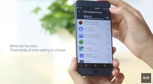 Lebih banyak Fitur di Elephone S7: Juga Uji Tangguh d