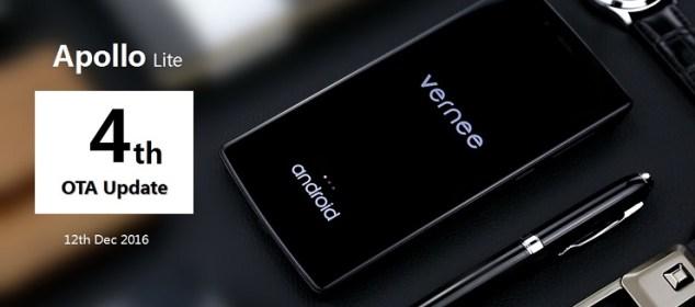 Vernee Apollo Lite kini bisa Merekam Video 4K d