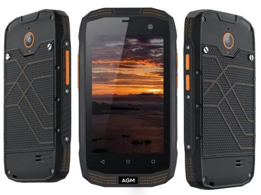 Smartphone Rugged Layar 4-inci? AGM A2 solusinya...!! 3