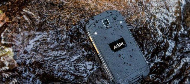Smartphone Rugged AGM A8 segera Hadir dengan RAM 3GB dan Android 7 1