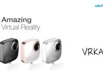 Ulefone VRKAM: Addon Kamera 360 derajat untuk bikin Video VR 1