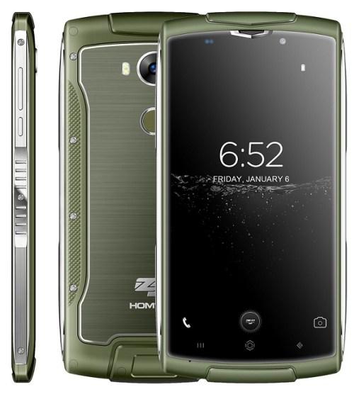 Zoji Z6 dan Zoji Z7: Duo Smartphone IP68 Murah dengan Desain Keren 3