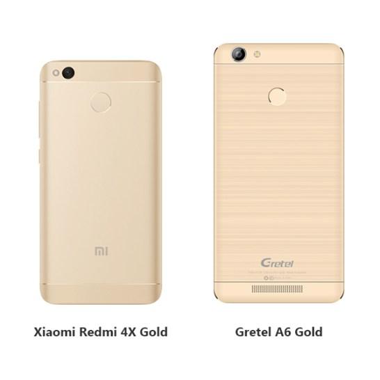 Gretel A6 VS Xiaomi Redmi 4X: Mana Lebih Bagus? 5