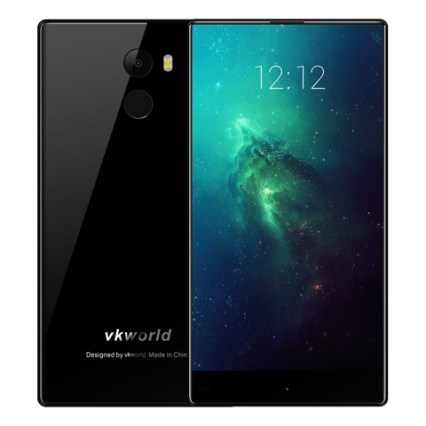 Vkworld Mix Plus: Smartphone Tri-Bezel-Less RAM 3GB Harga Murah u